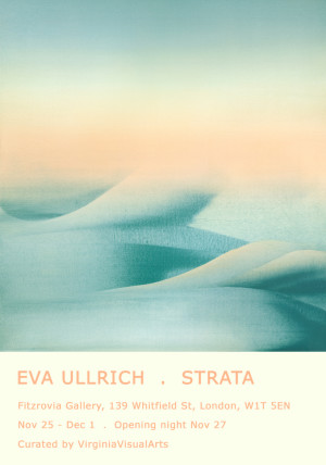 Eva Ullrich - STRATA - exhibition invite - hi res