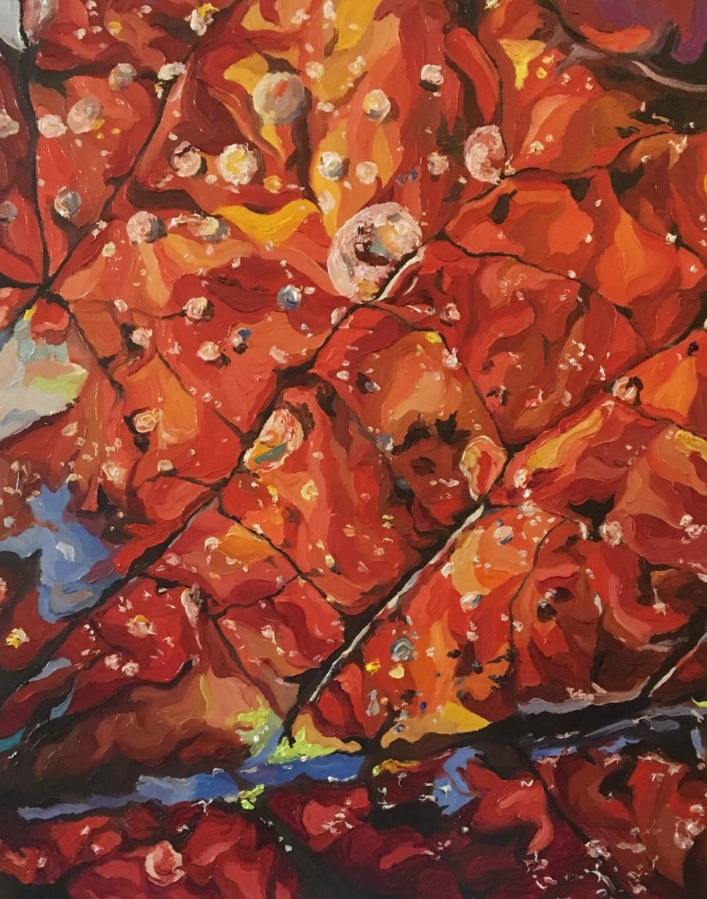 Flowing Artist: Ming Ying
