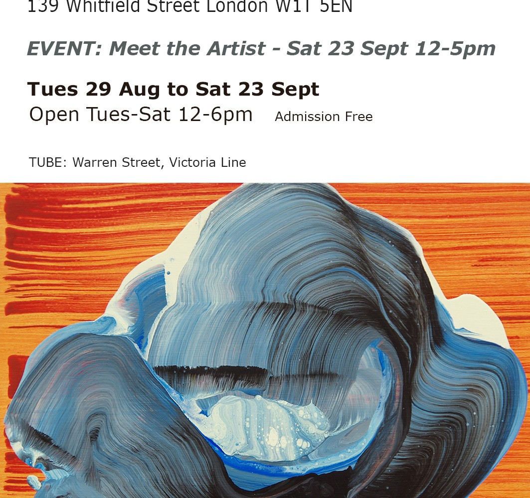 MEET ARTISTFitzrovia Flyer