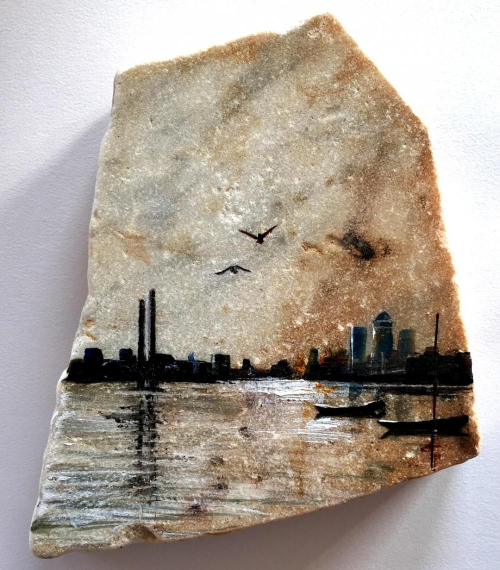 Thames view - Ed Bucknall